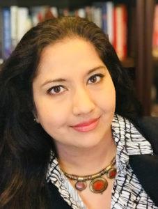About SAAC - Board Member Deepa Prahalad headshot